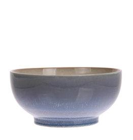 """HK Living 70's Salad Bowl """"Ocean"""" 23cm"""