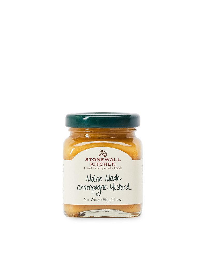 Stonewall Kitchen Main Maple Champagne Mustard mini 104ml