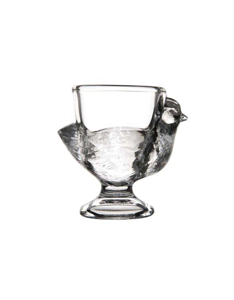 "Eierdopje glas ""Kip"""