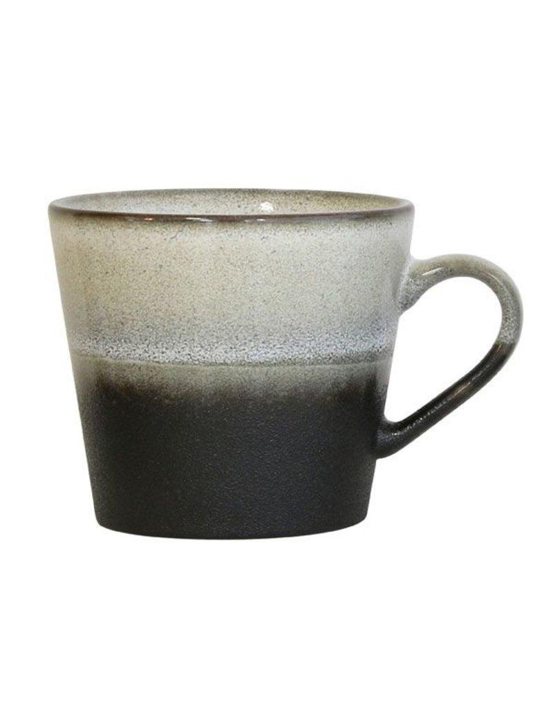 70's Cappuccino beker rock HK Living