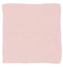 IB Laursen Aanrechtdoekje Mynte Roze  gebreid