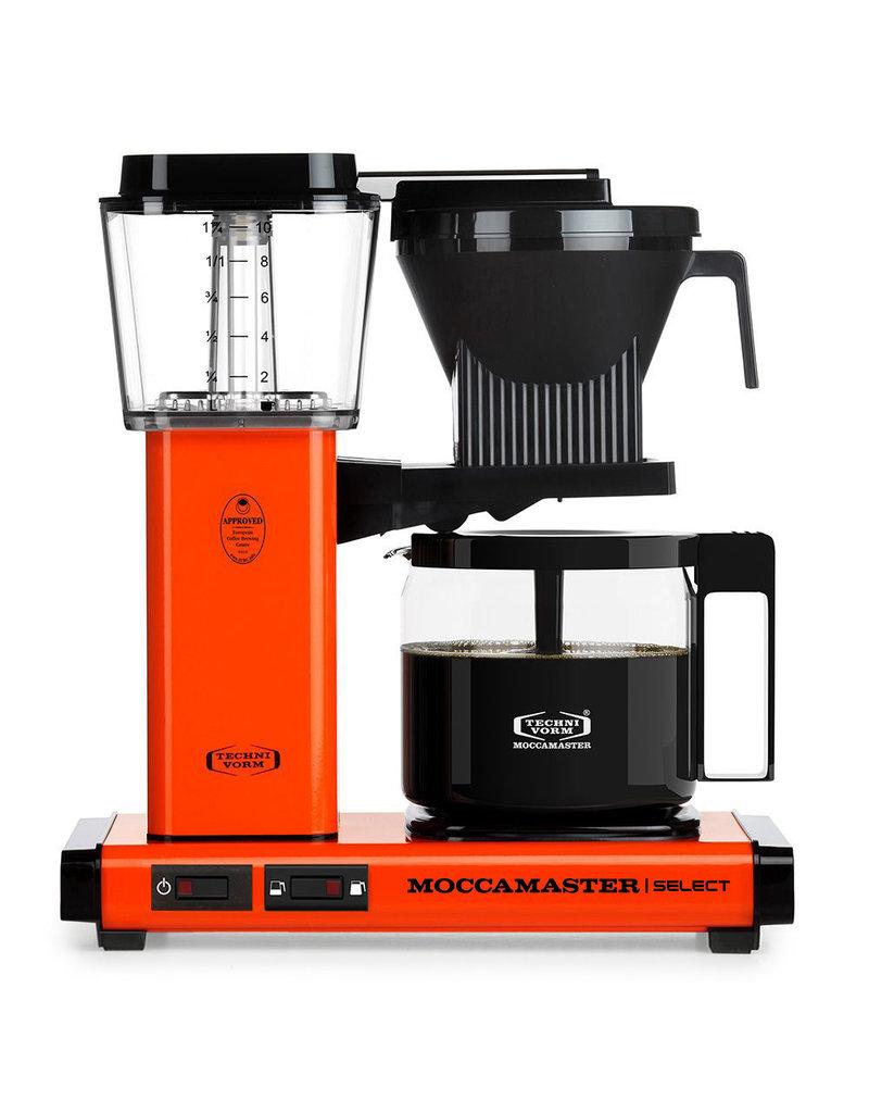 Moccamaster Moccamaster KBG Select Oranje