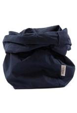 Uashmama Paperbag M Donkerblauw
