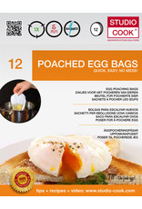 Studio Cook Poached egg bags