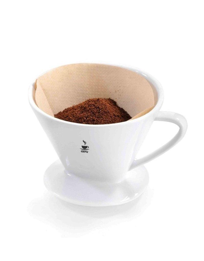 Gefu Koffiefilter porcelein nr 4