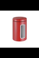 Wesco Wesco voorraadbus Rood met venster