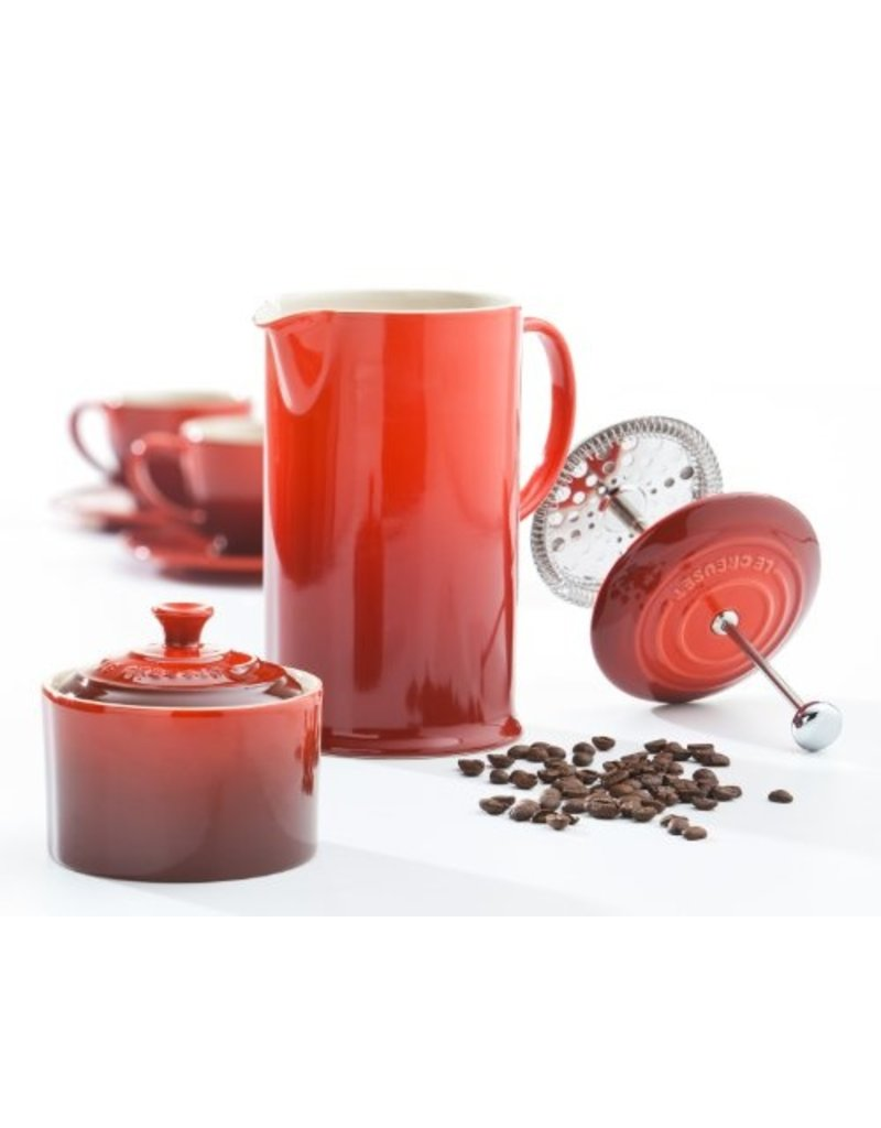 Le Creuset Cafetiere  Cerise 800 ml