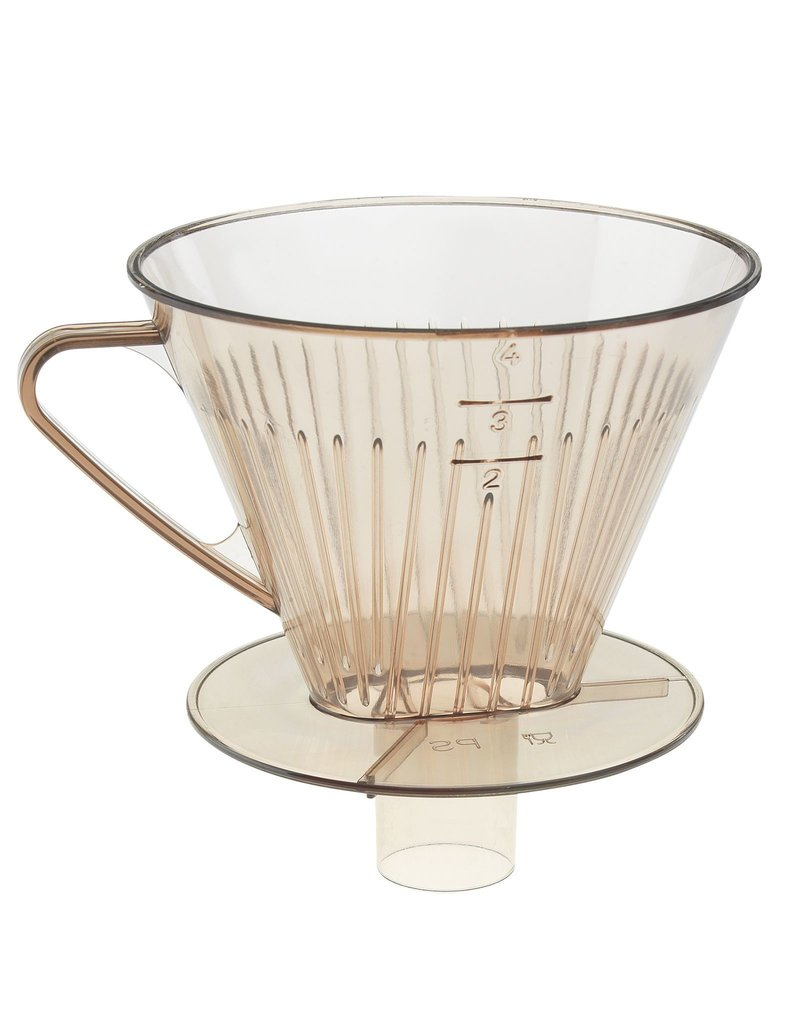 Westmark Koffiefilterhouder lange tuit nr 4