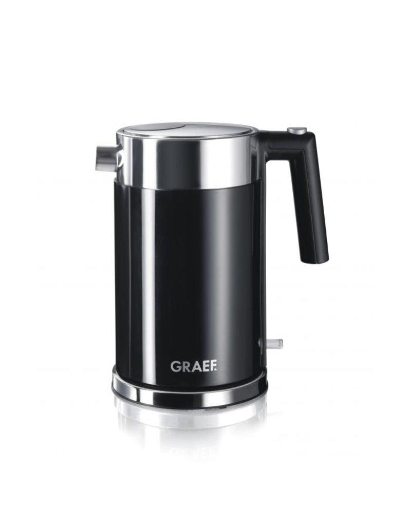 Graef GRAEF Waterkoker Zwart 1,5  liter