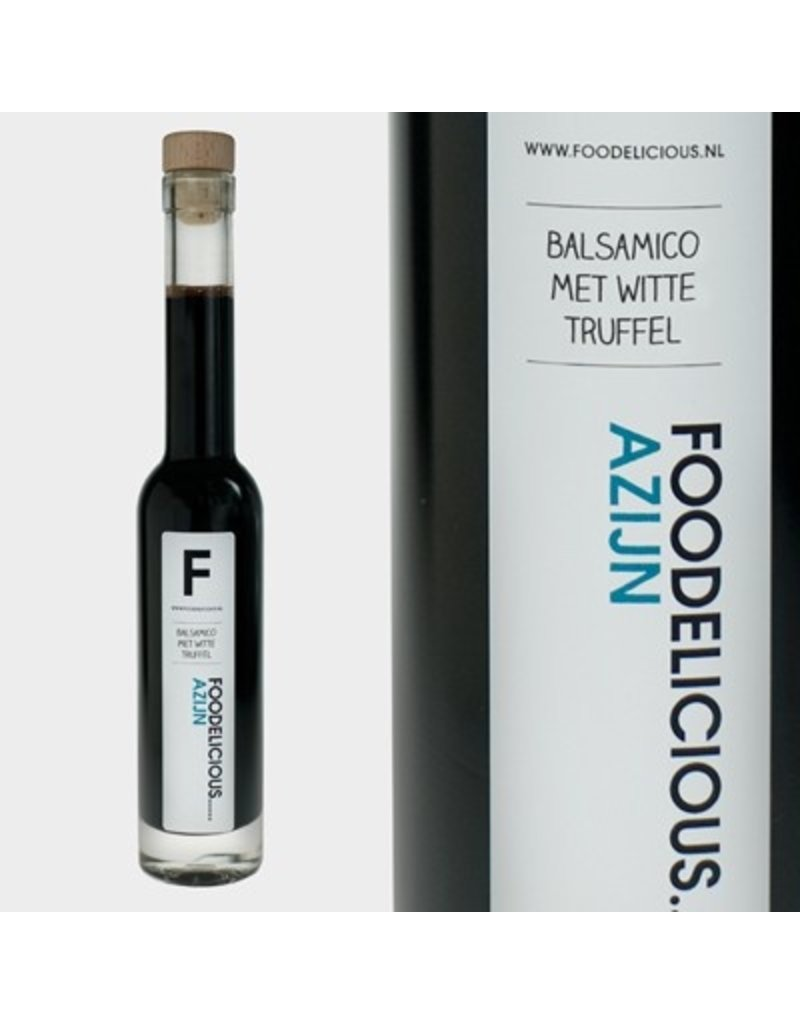 Foodelicious Balsamico met Witte Truffel