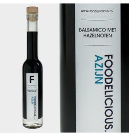 Foodelicious Balsamico 9 jaar met Hazelnoten