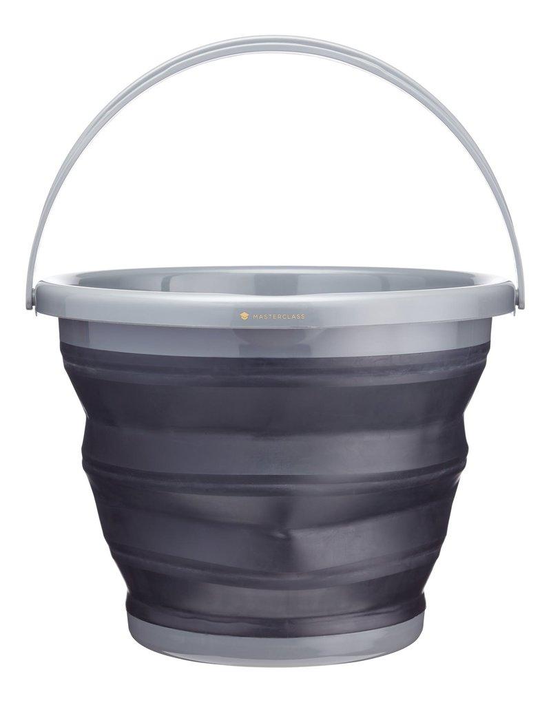 MasterClass Opvouwbare Emmer 9 liter