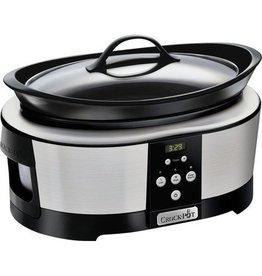 Crockpot Crockpot Slowcooker 5,7 litr programmeerbaar
