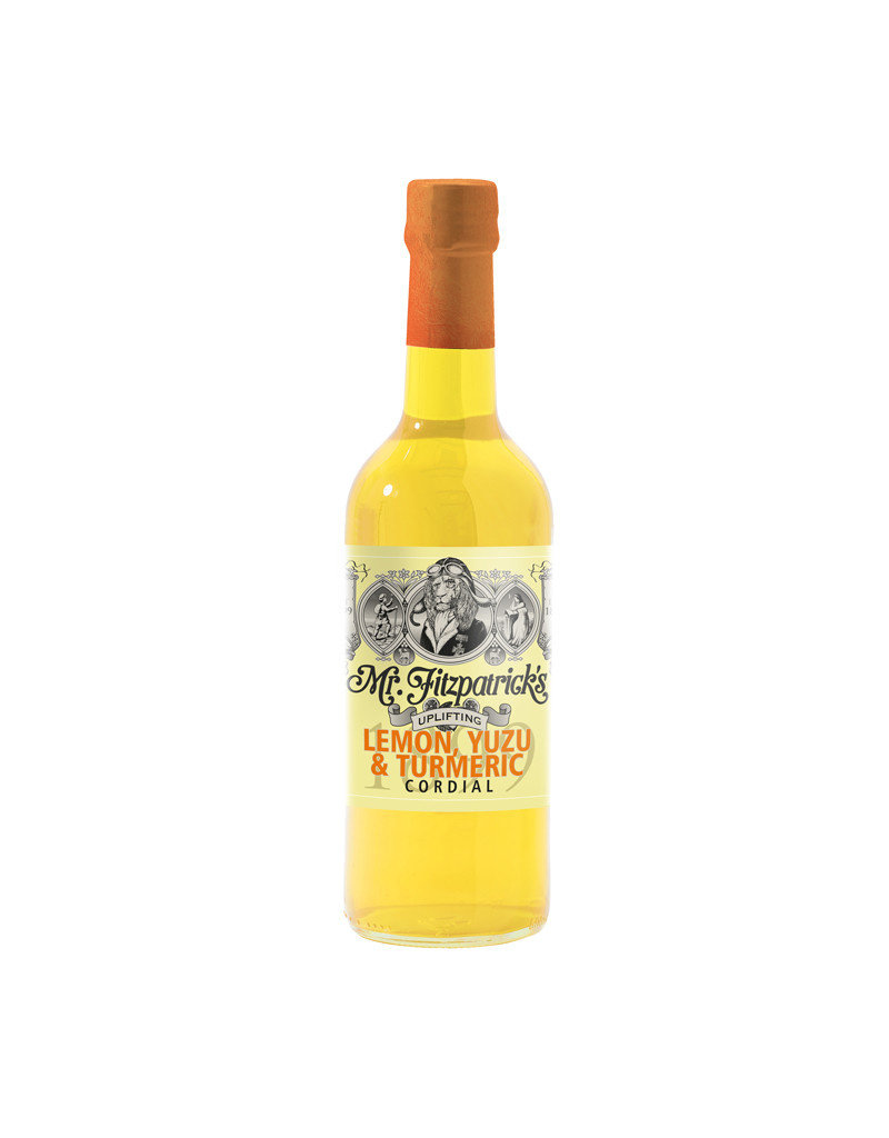 Mr. Fitzpatrick Mr. Fitzpatric Yuzu, Lemon & Turmeric 500 ml