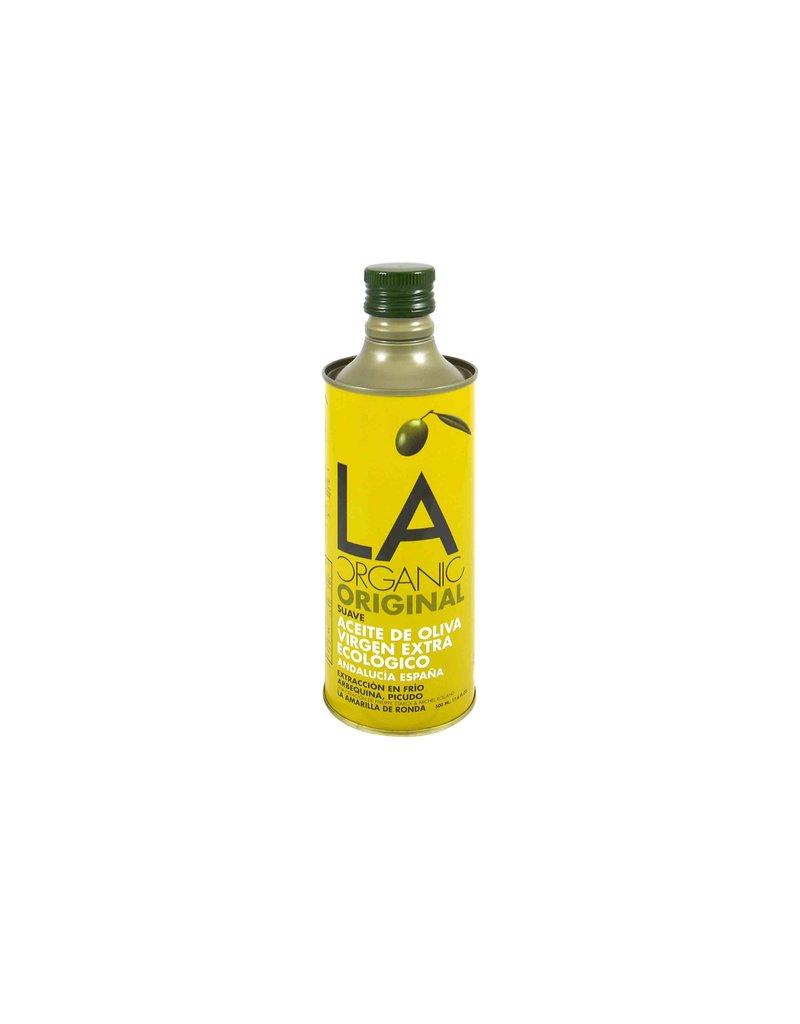 LA LA Organic original Suave blik 500 ml