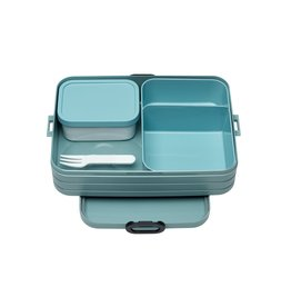 Mepal Lunchbox Bento Take a Break Large Nordic Green