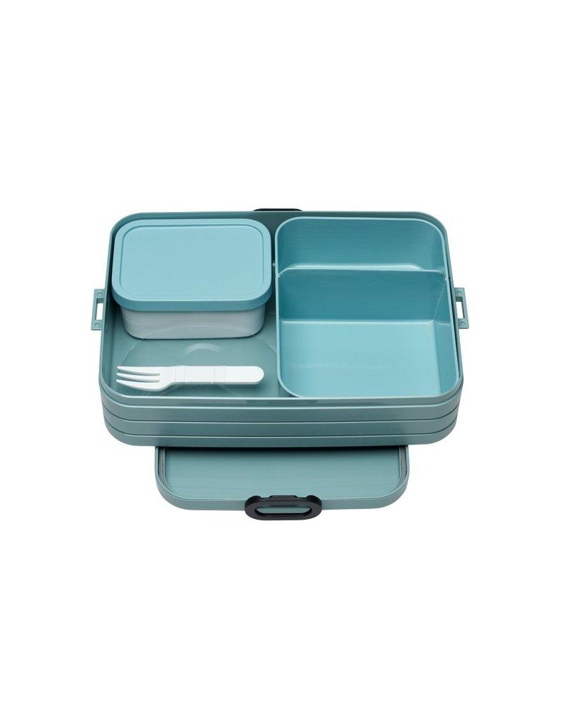 Mepal Lunchbox Bento Take a Break Large Nordic Green