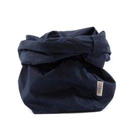 Uashmama Paperbag S Donkerblauw