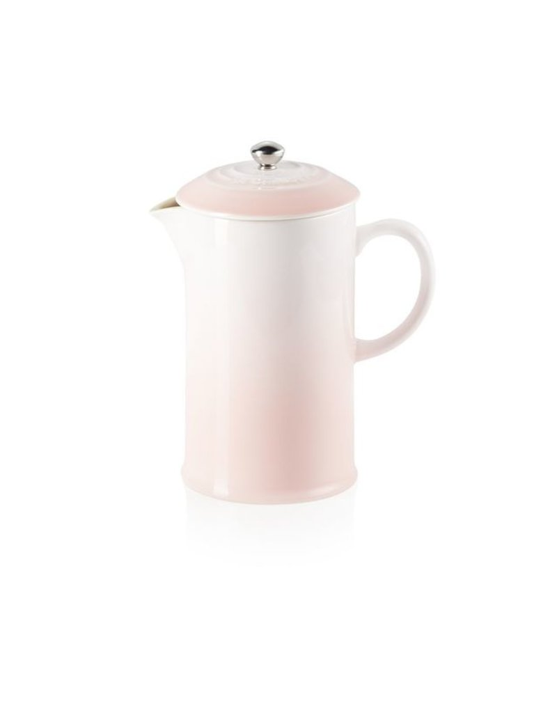 Le Creuset Le Creuset Koffiepot Shell Pink 800 ml