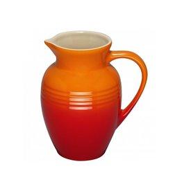 Le Creuset Le Creuset Waterkan 1 ltr oranje