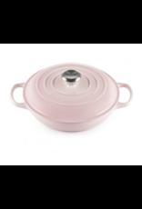 Le Creuset Multi functionele braadpan 26 cm Shell Pink