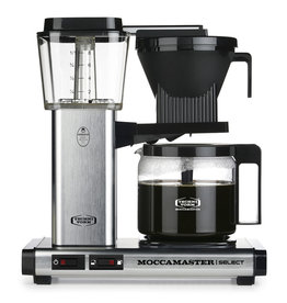 Moccamaster Moccamaster KBG Select Brushed