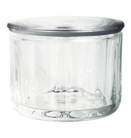 IB Laursen IB Laursen Zoutpot Glas Rond met Deksel
