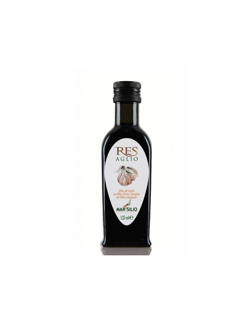 Marsilio RES Bio Knoflook Olie 125 ml