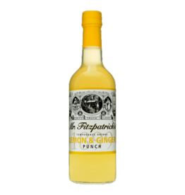 Mr. Fitzpatrick Mr. Fitzpatric Lemon & Ginger 500 ml