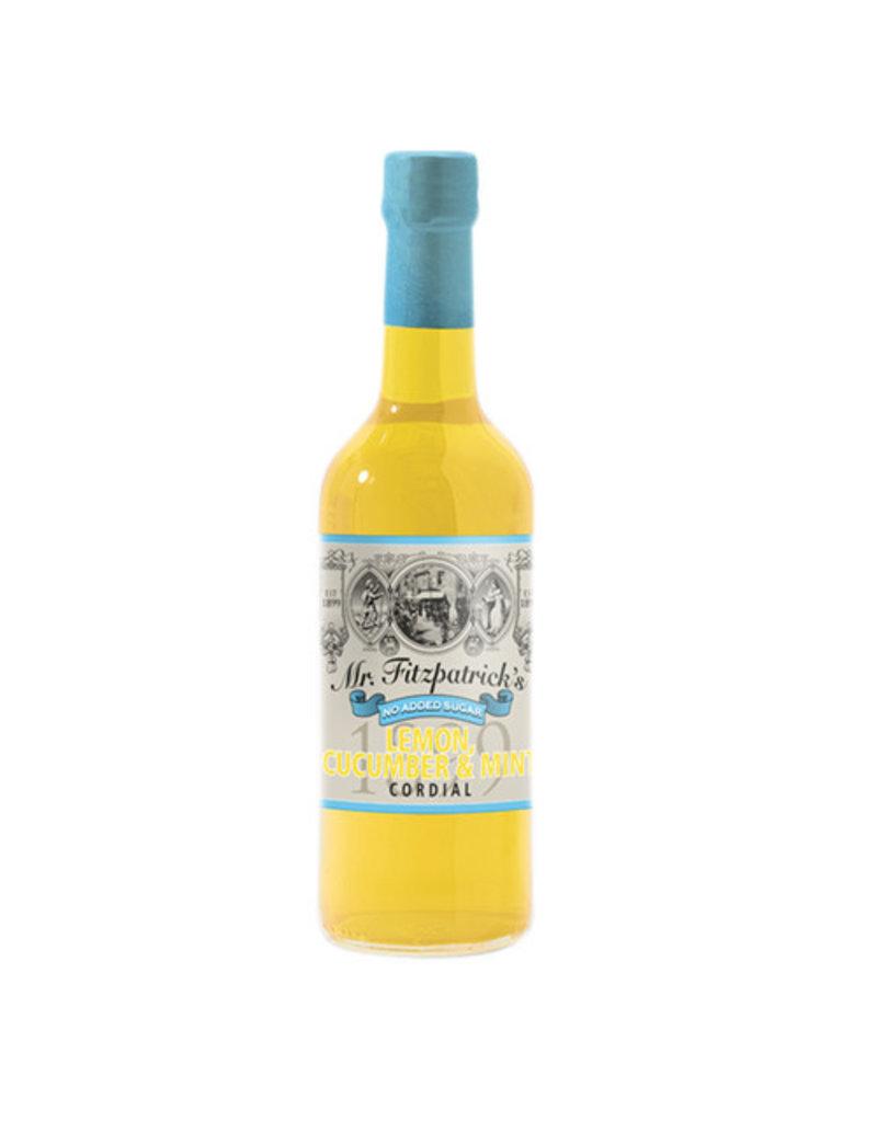Mr. Fitzpatrick Mr. Fitzpatric Lemon Cucumber & Mint no added sugar 500ml