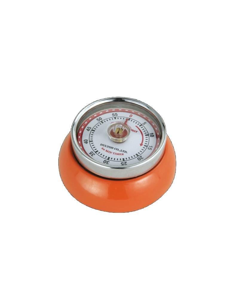 Zassenhaus Kookwekker Magnetisch Oranje