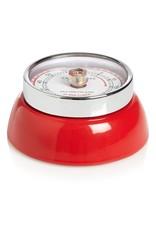 Zassenhaus Kookwekker Magnetisch Rood
