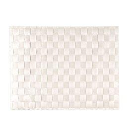 Saleen Saleen Placemat White 45 x 30 cm