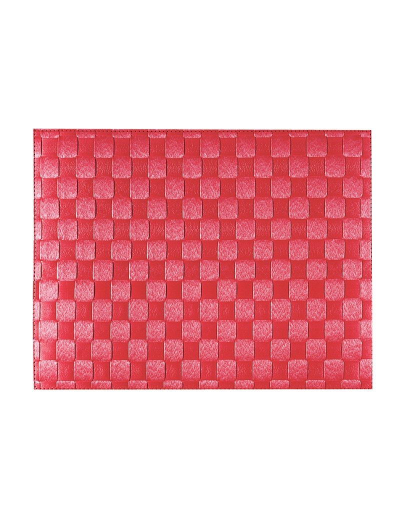 Saleen Saleen Placemat Ruby Red 45 x 30 cm
