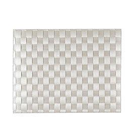 Saleen Saleen Placemat Light Grey 45 x 30 cm