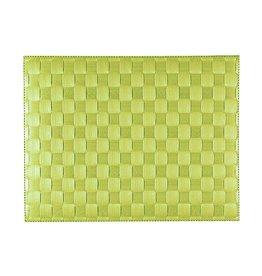 Saleen Saleen Placemat Lime II 45 x 30 cm