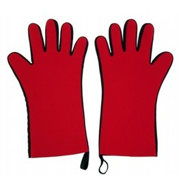 IL Cucinino Ovenwant met vingers lang rood paar