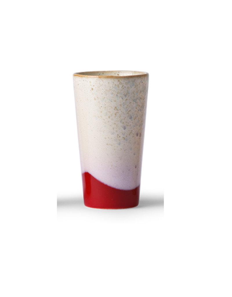 """HK Living 70's Latte mug """"Frost"""" HK Living"""