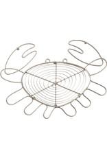 Onderzetter draad krab 31.5 x 23.5
