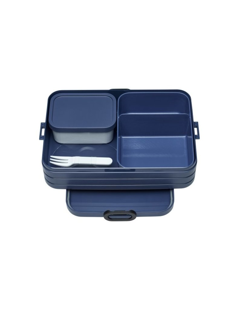 Mepal Lunchbox Bento Take a Break Large Nordic Denim