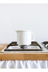 Riess Riess Classic Melk-Sauspan wit 0.55 ltr