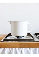 Riess Riess Classic Melk-Sauspan wit 1.7 ltr