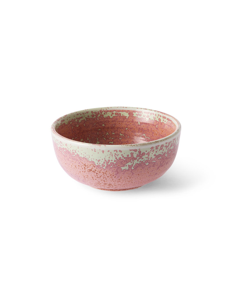 "HK Living Home Chef Bowl ""Rustic Pink "" HK Living"