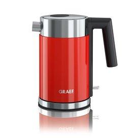 Graef GRAEF Waterkoker Rood 1  liter
