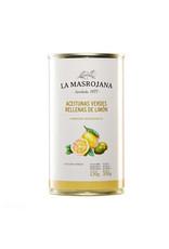 Olijven met citroen