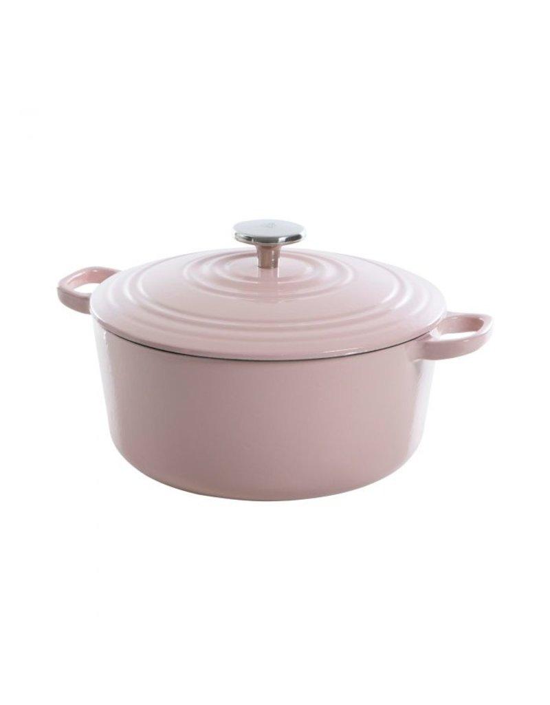 BK Bourgogne Braadpan Dusky pink 24 cm