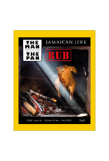 Man with the pan jamaican jerk rub 30 g
