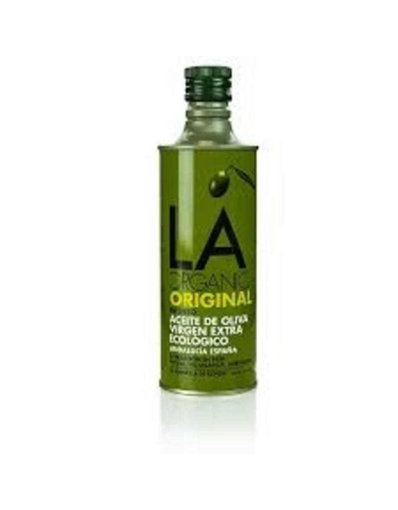 LA Organic LA Organic original Intense Olijfolie blik 500 ml
