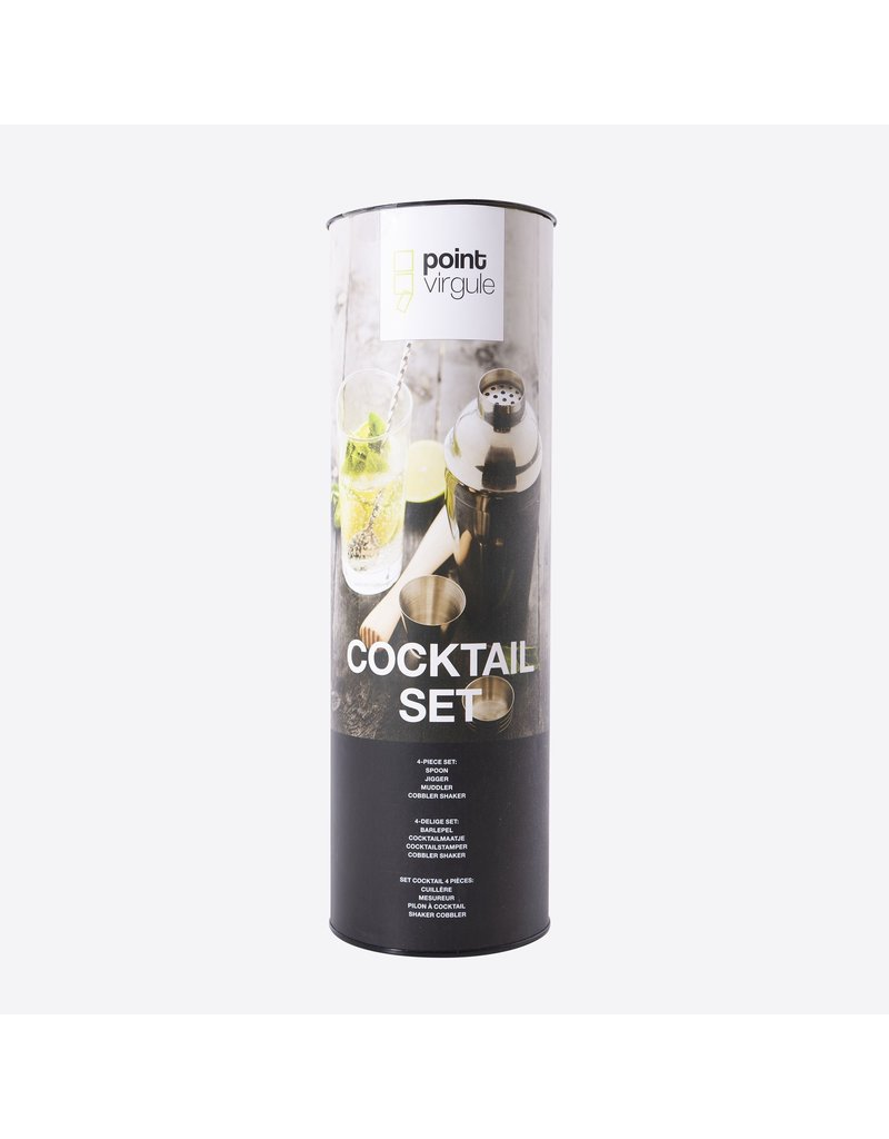 4-Delige cocktailset
