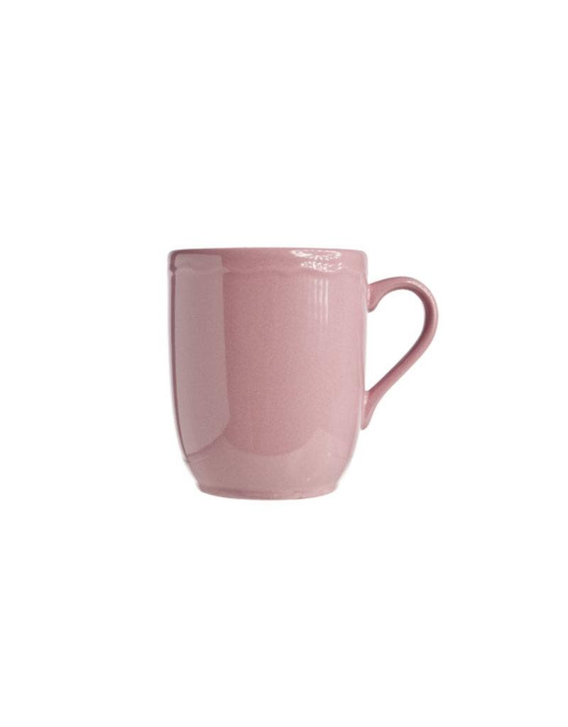 Beker oud roze 44cl